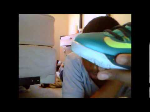 how to get scuffs of your kd
