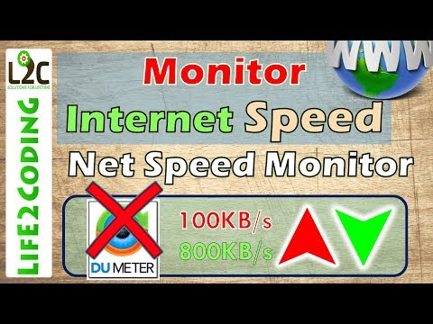 Best Alternative to DU Meter to Monitor Your Internet Speed on Windows 10, 8, 7
