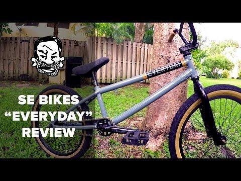 SE Everyday BMX Bike Review