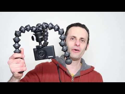 10 Uses for Joby Gorillapod SLR Zoom + Review