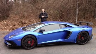 Here's Why the Lamborghini Aventador SV Is Worth $500,000