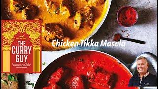 How to Make Chicken Tikka Masala Restaurant Style - BIR Curry at its Best! चिकन टिक्का मसाला