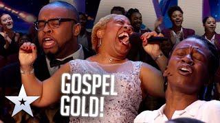 Greatest GOSPEL Choirs!   Britain's Got Talent