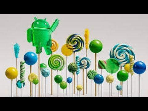Update Lollipop Nexus 5