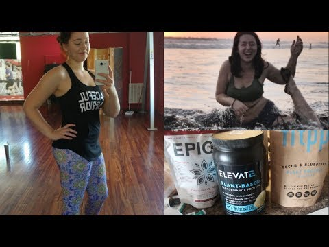 Fitness + Protein Reviews/Routine! - Slimming Down, Muscle
