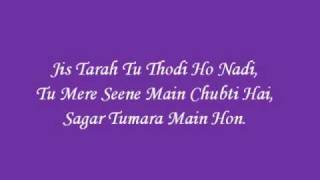 Pee Loon Lyrics  Once Upon A Time In Mumbai Hq