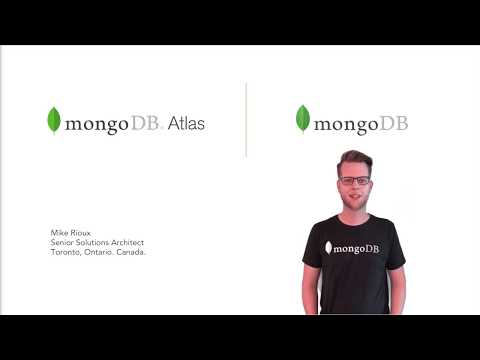 An explanation of MongoDB Atlas' features and functionalities