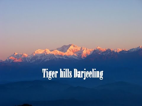View of Sunrise from Tiger Hill | Darjeeling