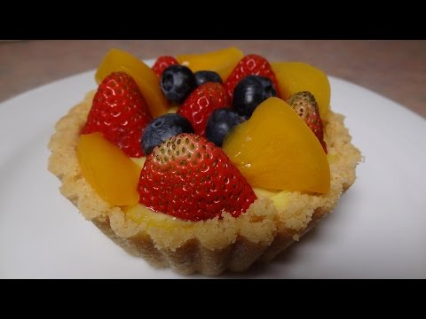 15 Minute Fruit Tart