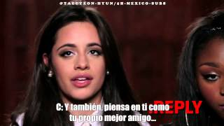 Fifth Harmony - ASK-REPLY [5H-MEXICO-SUBS]