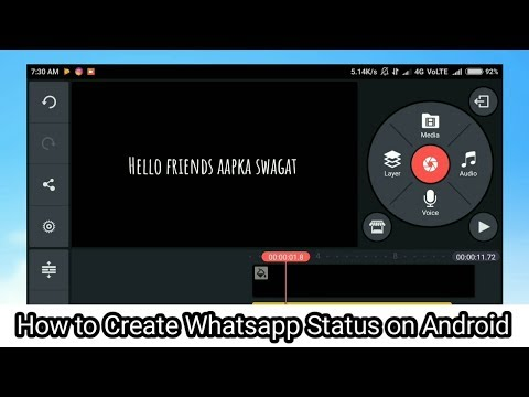How to add captions in your video on Android Kinemaster Tutorial