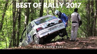 Best of Rally Crash & Show 2017 | PART 1 [HD]