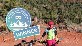 360 on the Edge - Sedona, AZ: Mescal Trail | VR Filmmakers Challenge