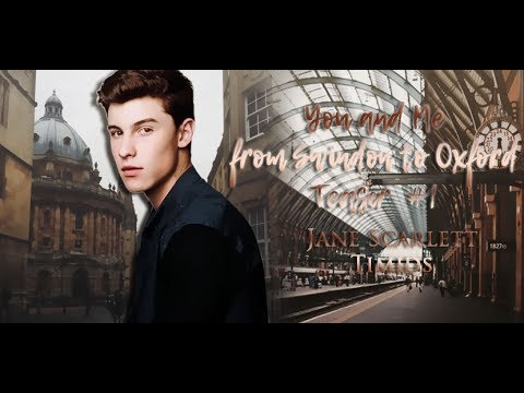 Wattpad Teaser #1 Will -You and Me from Swindon to Oxford- Teaser