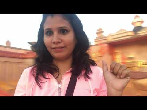 India in Global Village 2017 - Dubai - North and South India Difference