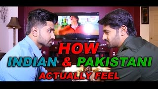 How Indian and Pakistani Living Abroad Actually Feel - DhoomBros