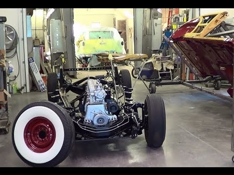 1947 Chrysler Town And Country Restoration part3