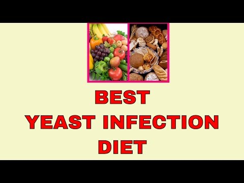 What Is The Best Yeast Infection Diet?   Anti Fungal Diet to Help Cure A Yeast Infection