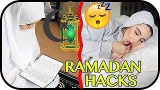 CRAZY RAMADAN HACKS YOU NEED TO TRY... | Amina Chebbi
