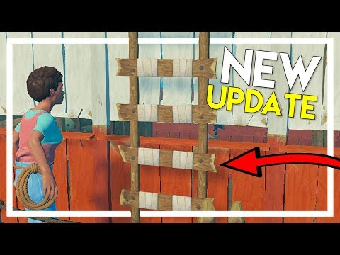 Raft Survival Game - Part 9: New Building Update!