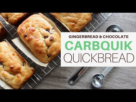 Carbquik Breakfast Quickbread   4 NET CARBS   #KETO   #LCHF   #WEIGHTLOSS   #CARBQUIK