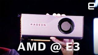 AMD Next Horizon Gaming at E3 2019 in 15 minutes