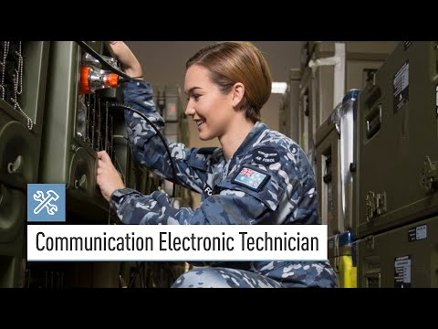 Air Force - Communication Electronics Technician - Keesha