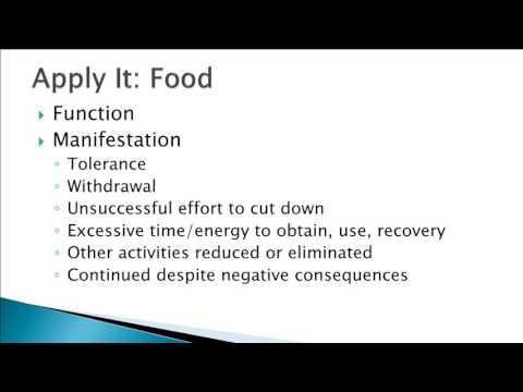 Overview Behavioral Addictions Part 3