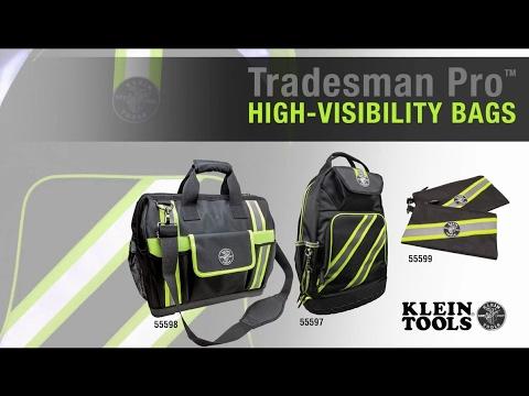 Tradesman Pro High-Visibility Tool Bag