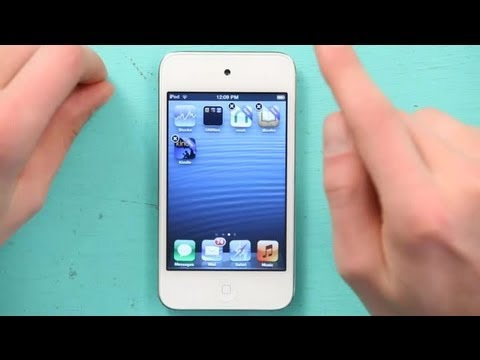 How to Delete a Nook eReader From an iPod : iPod & iPod Touch