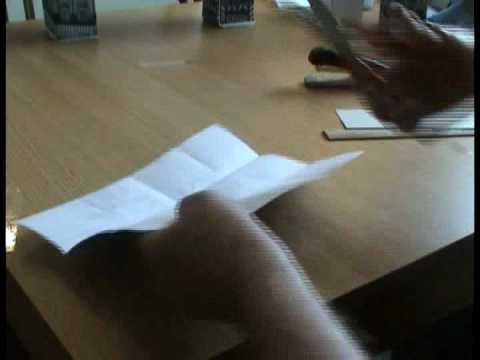 Tony Wilson Paper technology Making a Tudor House #1