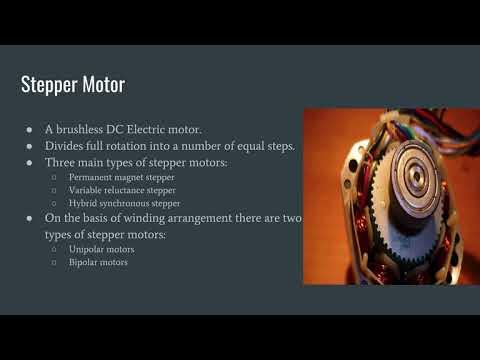 Stepper Motor Control using Microprocessor 8085 _Part_1
