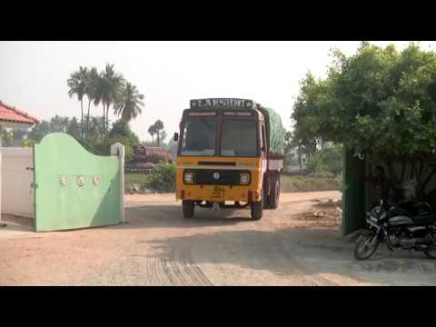 Muthayammal Sago and Starch Factory Video