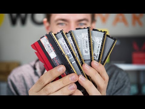 Is RAM Pricing Getter Better? - May 2018 Update