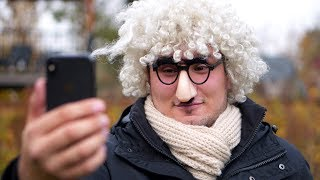 The iPhone X Ultimate Face ID Test