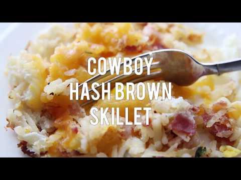 How to make: Cowboy Hash Brown Skillet