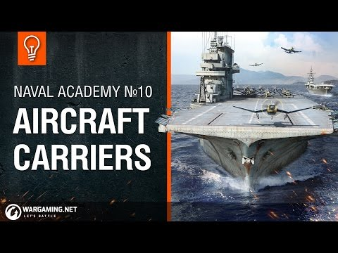 Naval Academy: Aircraft Carriers