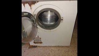 Invenzione straordinaria: L' impastatrice con la lavatrice PART 1