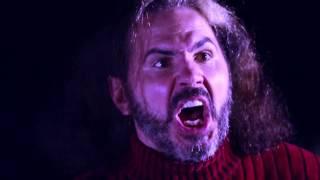 Broken Brilliance™ wrestling: Matt Hardy struck by lightning