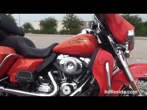 Used 2012 Harley Davidson Electra Glide Ultra Limited Motorcycles for sale