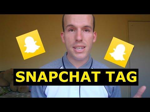 Snapchat Tag ☆