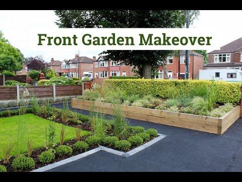 Front Garden Makeover