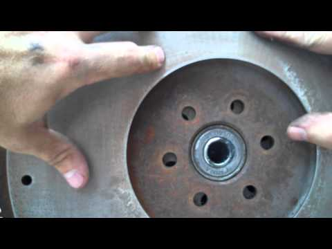 Clutch install with engine out - detail explanation and demo's.