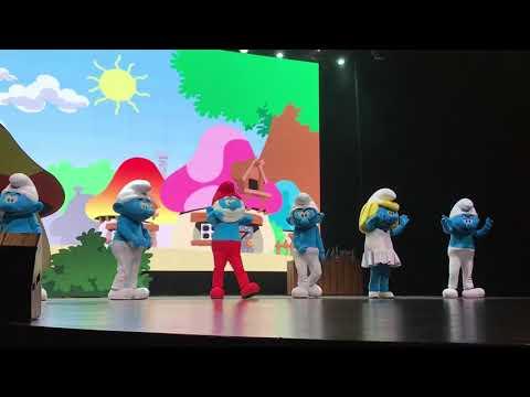 SMURFS live on Stage @ Resorts World Genting