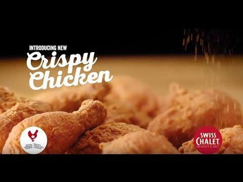 Swiss Chalet Crispy Chicken