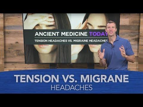 Tension Headaches vs. Migraine Headaches