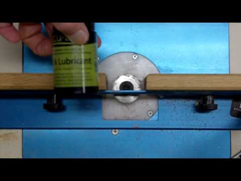 Jump Ring Cutting on a Router Table