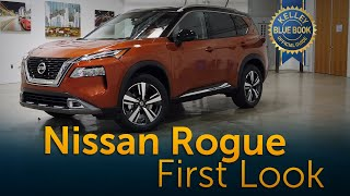 2021 Nissan Rogue | First Look