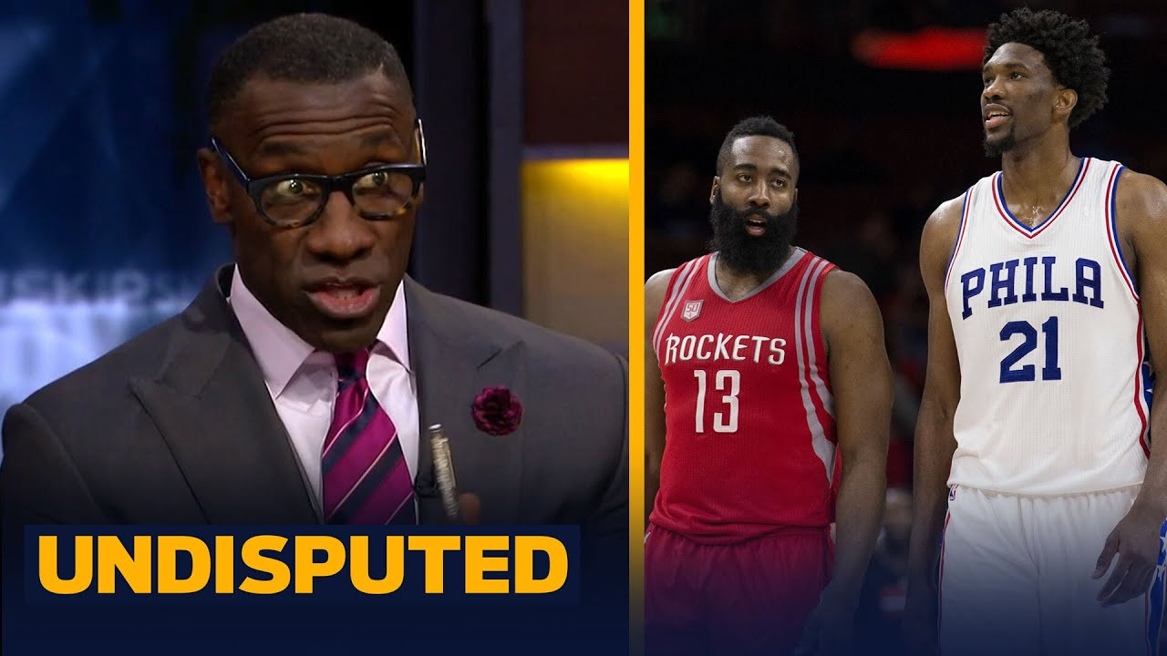 Skip & Shannon react to 76ers pursuing James Harden to team up with Joel Embiid   NBA   UNDISPUTED