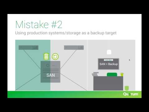 Common mistakes to avoid when building a disaster recovery plan